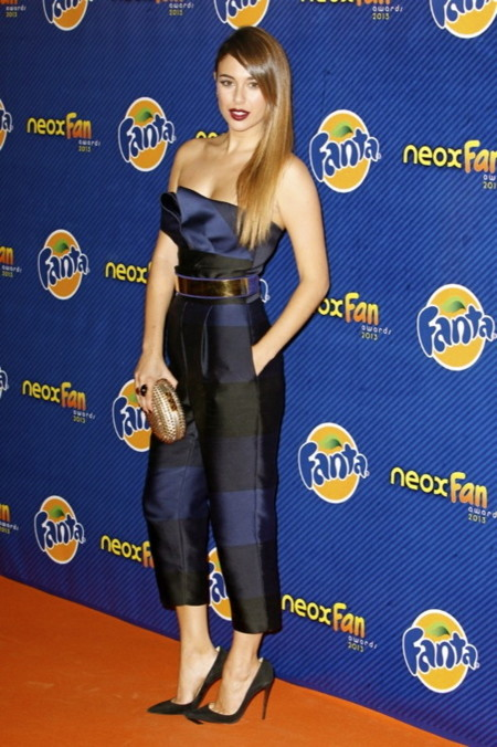Blanca-Suarez-neox-fan-awards-2013