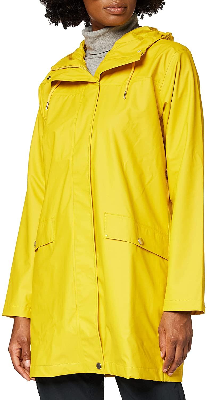 Helly Hansen Mujer Jacket W Moss Rain Coat