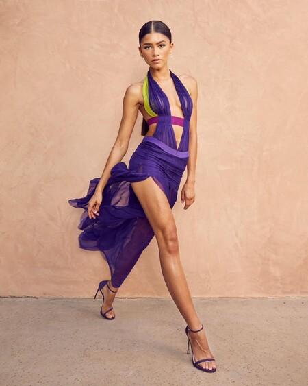 Zendaya fue la reina indiscutible de los BET Awards 2021 con un vestido que ya llevó Beyoncé