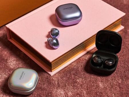 Galaxy Buds Pro: cancelación de ruido inteligente, sonido espacial y mayor resistencia al agua en el diseño tradicional de Samsung