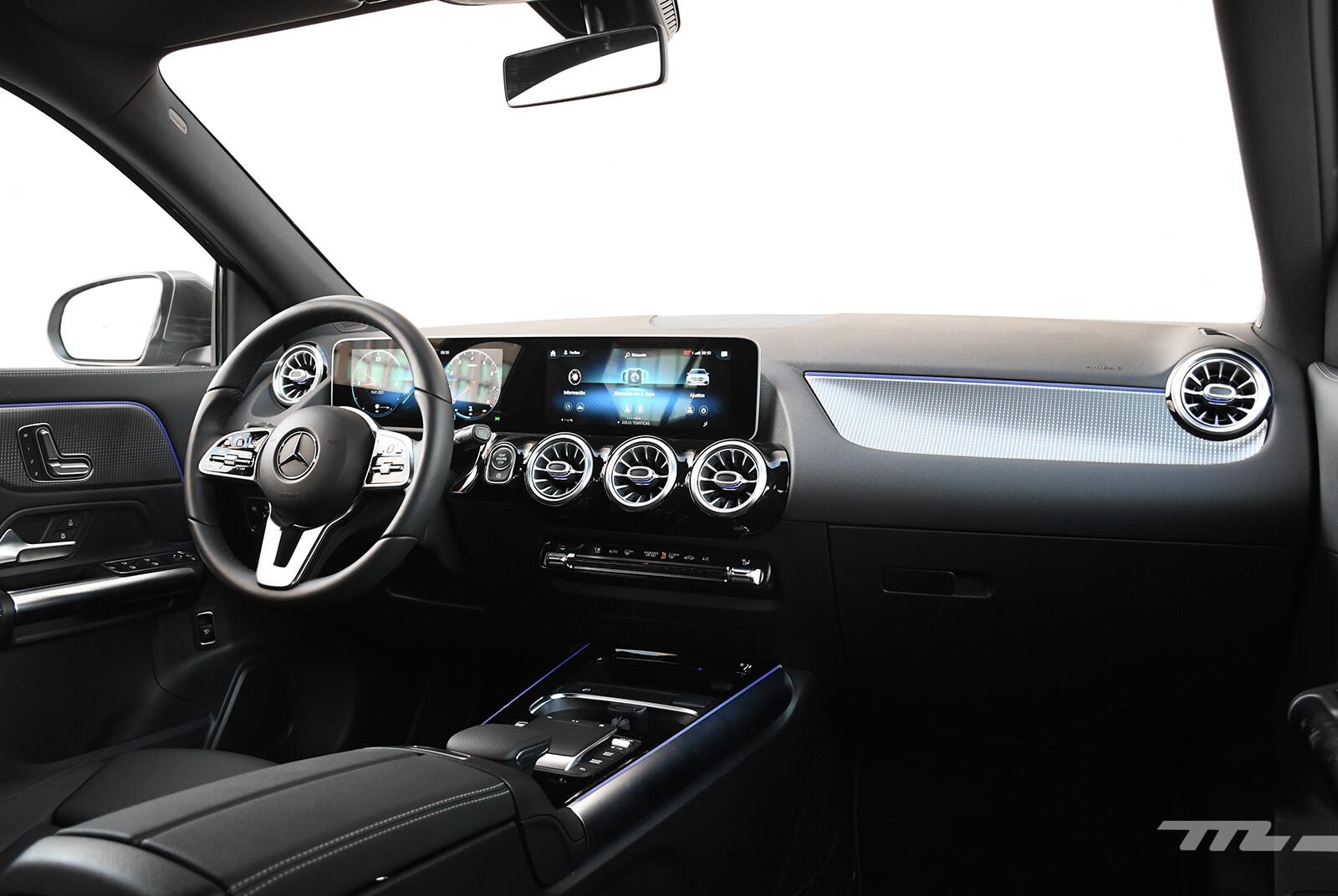 Foto de Mercedes-Benz GLA 200 (prueba) (19/30)