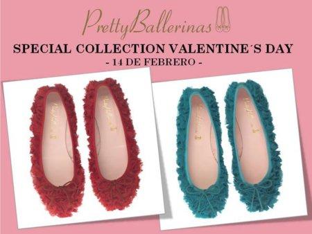 El romántico San Valentín de Pretty Ballerinas