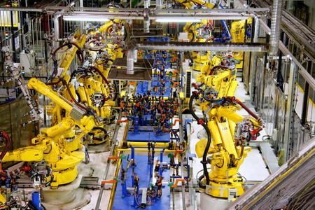 fábrica automoción