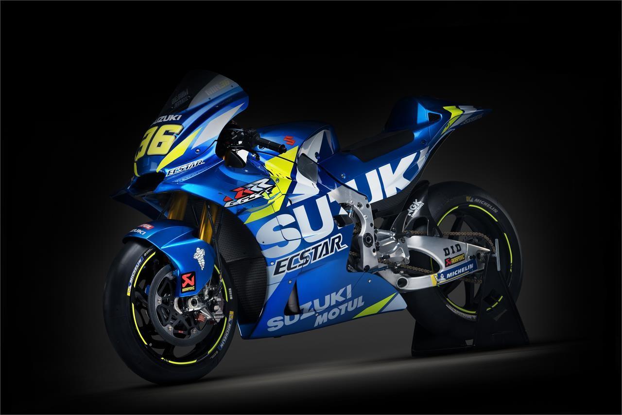 Foto de Presentación MotoGP Suzuki 2019 (34/60)