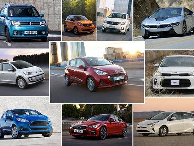 Estos son los 64 autos libres del pago de tenencia en la Ciudad de México