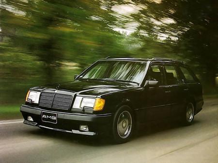 Amg Mercedes Benz 300 TE 6.0