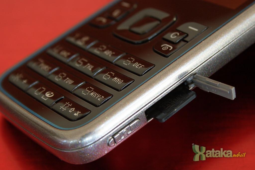 Foto de Nokia 5630 XpressMusic, análisis (9/16)