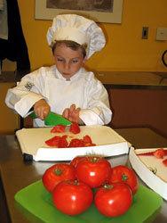 Aprender a cocinar para contrarrestar la obesidad