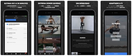 Freeletics Bodyweigth