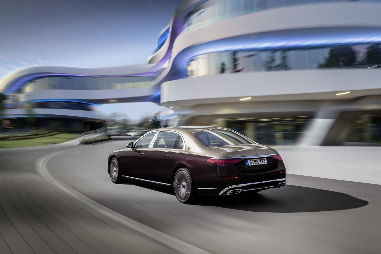 Foto de Mercedes-Maybach Clase S 2021 (14/43)