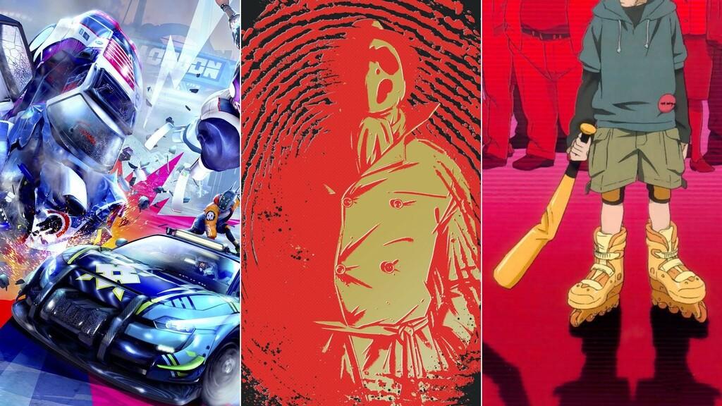 Seis planes imprescindibles para el fin de semana: 'Destruction Allstars', 'Rorschach', 'Paranoia Agent' y mucho más