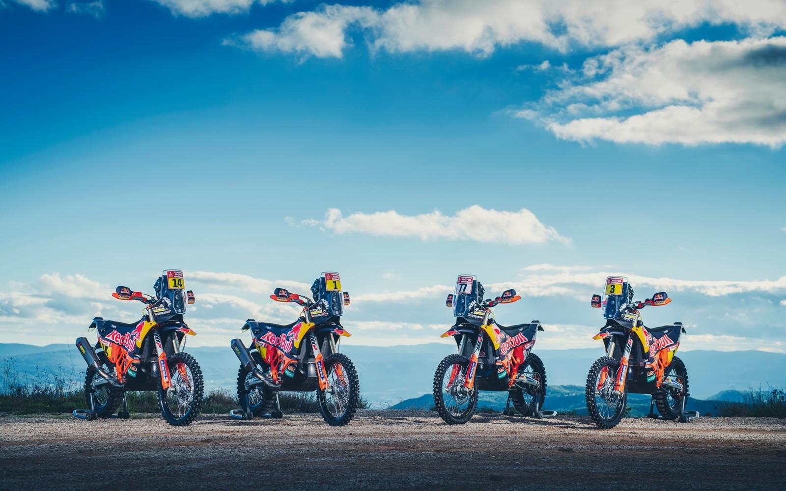 Foto de KTM 450 Rally Dakar 2019 (4/116)