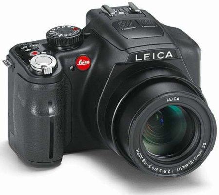 Leica V-Lux 3, disponible tras la resaca navideña