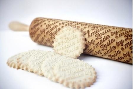 Decora tus galletas con estos preciosos rodillos personalizados