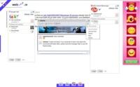 Webuzz.im, webmessenger multiprotocolo inspirado en Google Talk