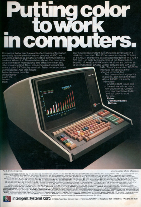 Vintage Computer Ad 30
