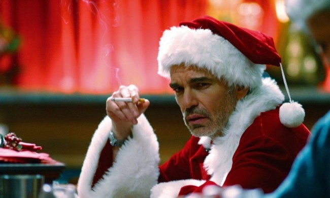 Billy Bob Thornton Bad Santa 2