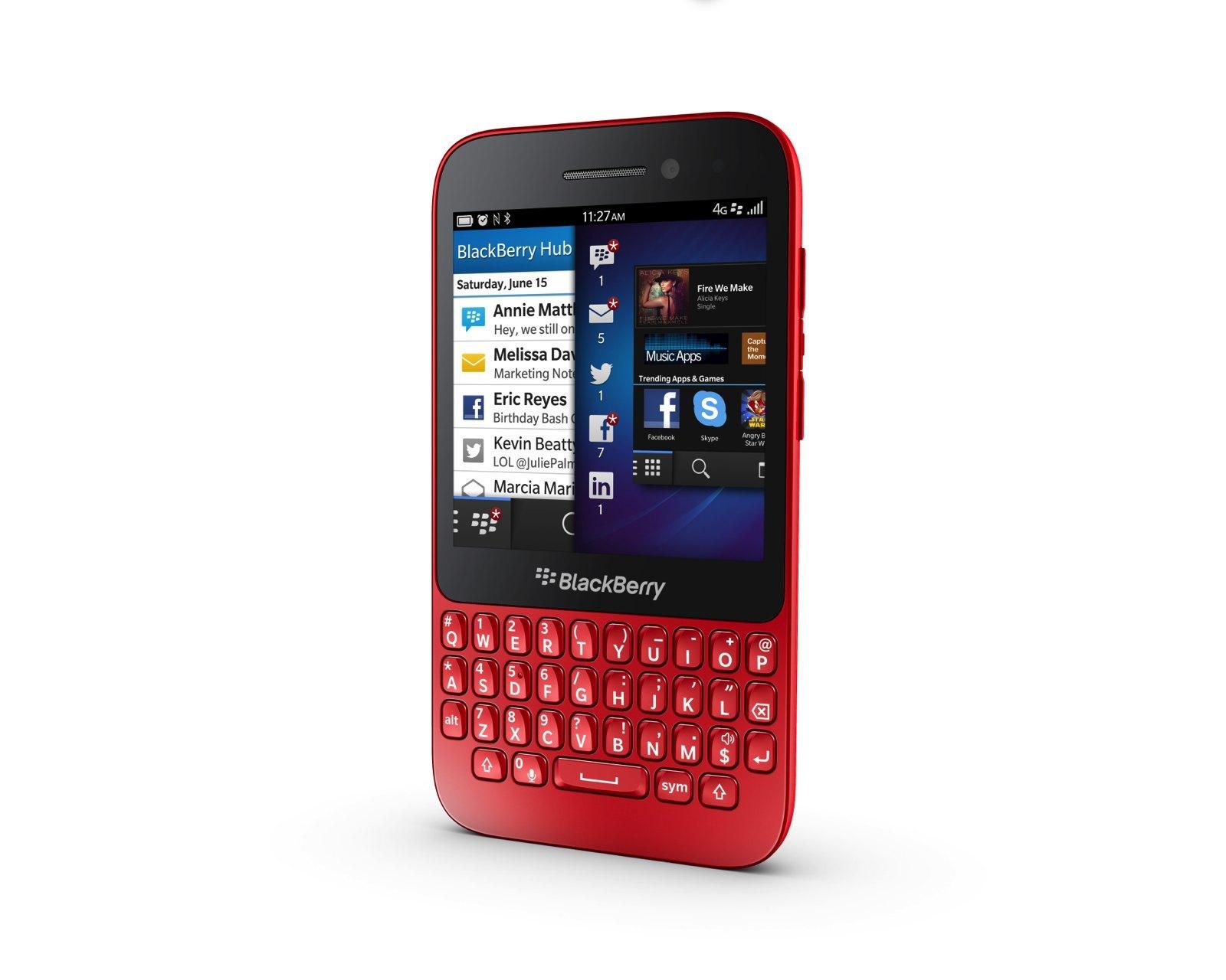 Foto de Blackberry Q5, presentación oficial (2/9)