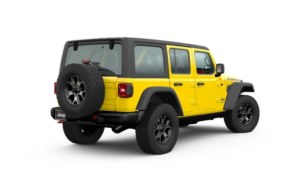 Foto de Jeep Wrangler Rubicon Xtreme-Trail Rated 2020 (4/9)