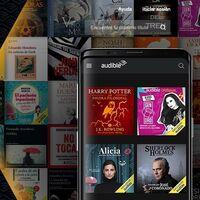 Prueba gratis durante 3 meses Audible: miles de audiolibros y podcast para clientes de Amazon Prime