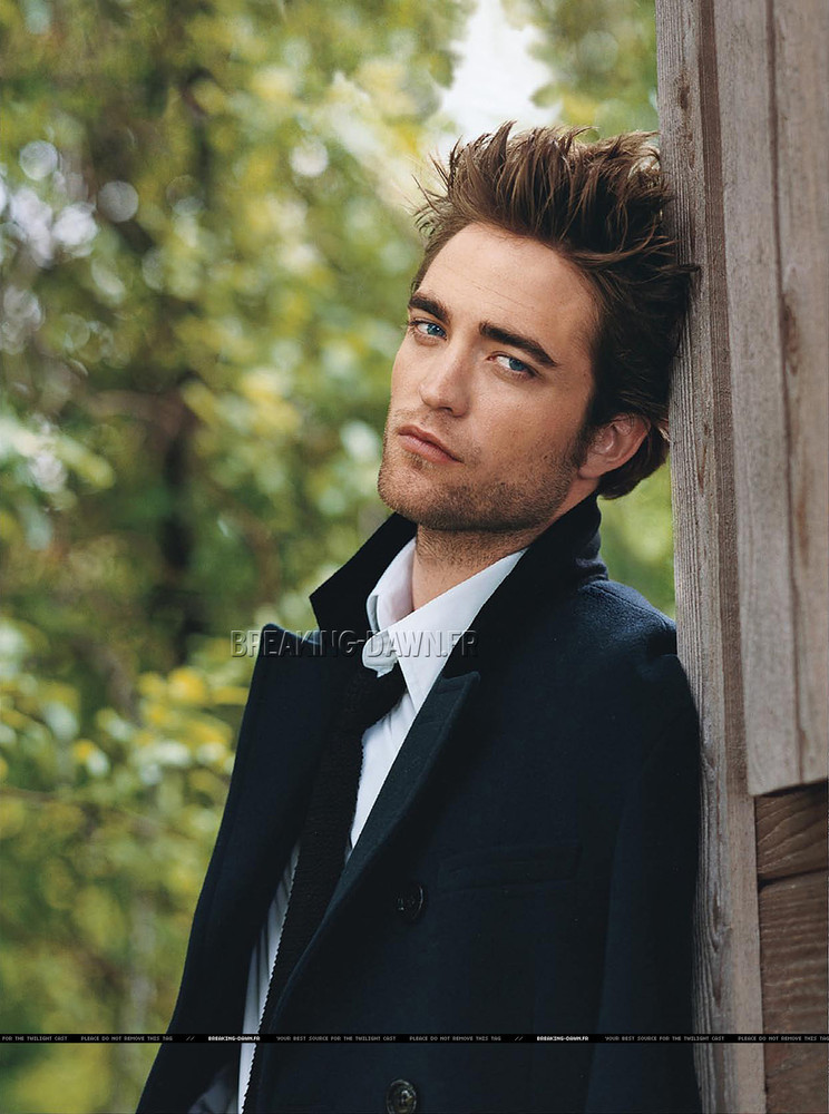 Foto de Robert Pattinson Vanity Fair (7/7)
