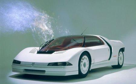 Peugeot Quasar, un diseño inspirado en las naves espaciales de ciencia ficción