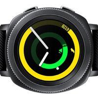 Samsung Gear Sport, un reloj deportivo para comenzar curso perdiendo los kilos de más del verano por sólo 199 euros ahora, en Amazon