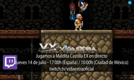 Jugamos en directo a Maldita Castilla EX a las 17:00h (las 10:00h en Ciudad de México) (finalizado)
