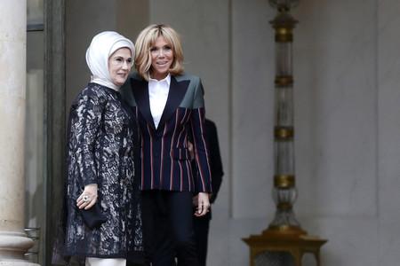 Tú también vas a querer el blazer de Brigitte Macron