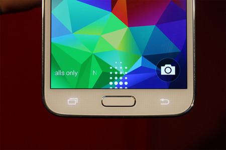 Sensor Galaxy S5