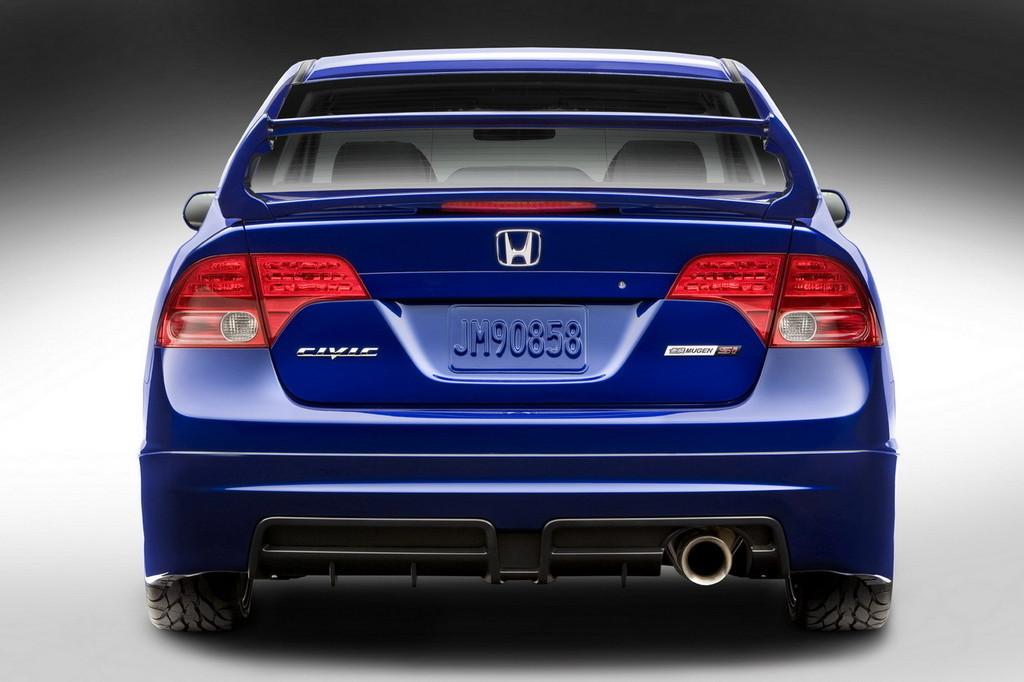 10 fotos más de 2008 Honda Civic MUGEN Si Sedan