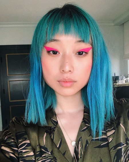 Maquilllaje Chicas De Moda Navidad 2019 02