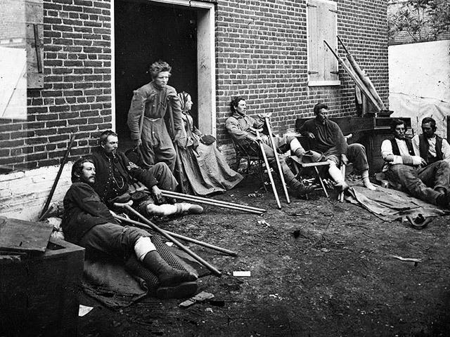 Foto de Guerra Civil Norteamericana (28/28)