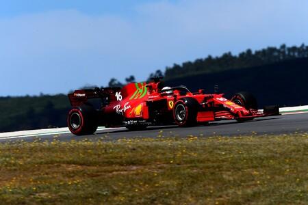 Leclerc Portugal F1 2021