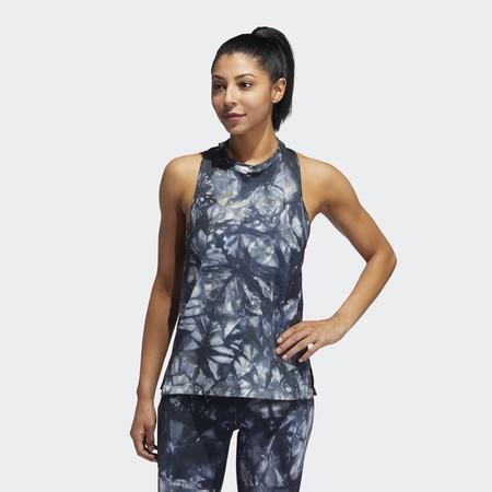 Camiseta Sin Mangas Parley Negro Ej7826 Ej7826 21 Model