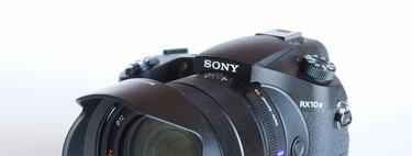 """Sony RX10 III, análisis: Una compacta """"de peso"""" y con un zoom difícil de superar"""