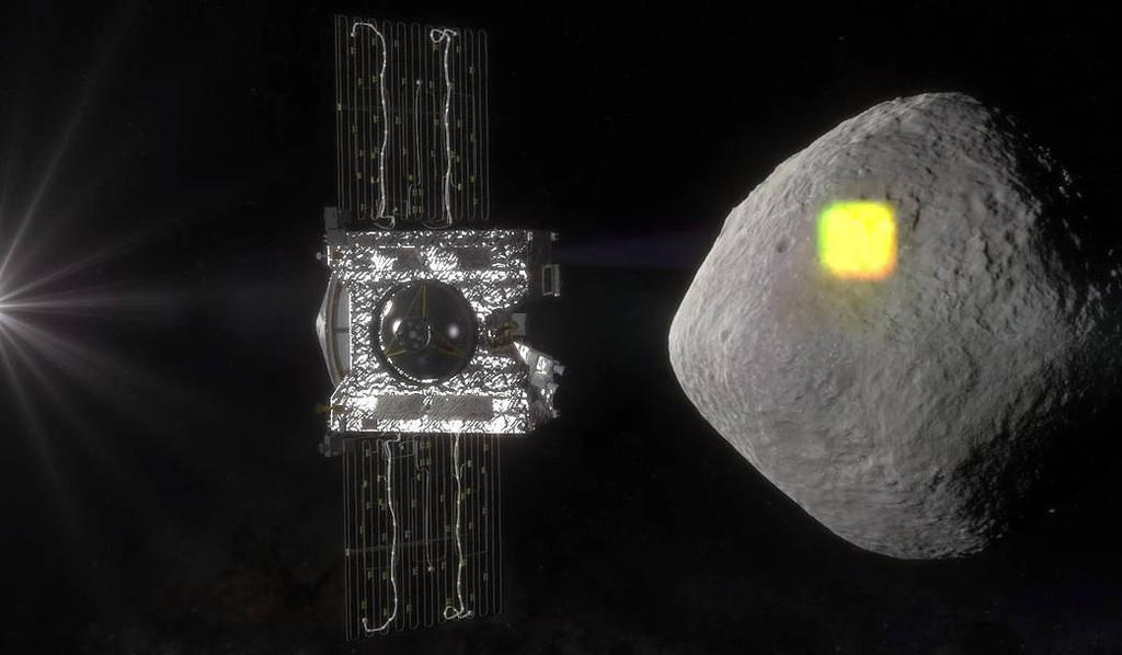 Mapeando Asteroide