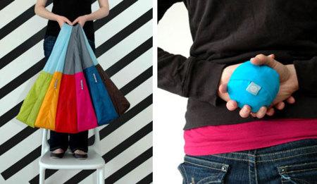 Bolsas para la compra de diseño