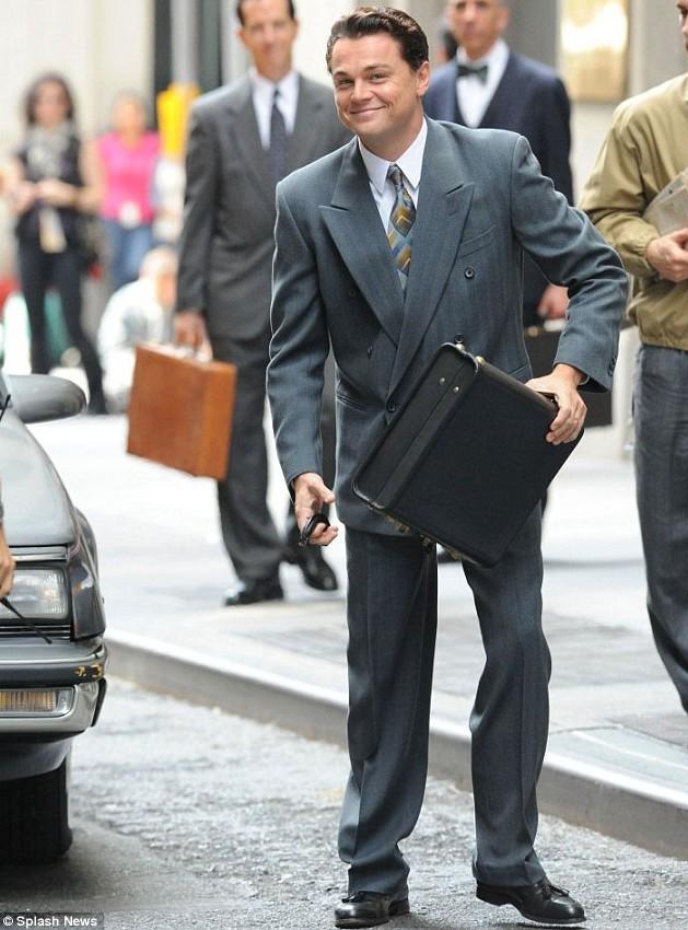 Foto de 'The Wolf of Wall Street', fotos del rodaje de lo nuevo de Martin Scorsese (4/10)