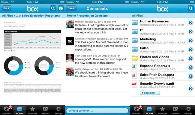 Nube en iOS - 4