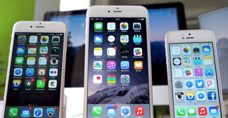 La adopción de iOS 8 se acelera (muy ligeramente) antes de la llegada del Apple Watch