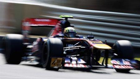 GP de Japón F1 2011: Jaime Alguersuari termina en decimoquinta posición tras una carrera discreta