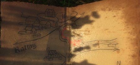 Guía Kingdom Come Deliverance: todos los mapas con mapas del tesoro,  cofres, tumbas y más
