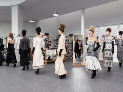 Nueve vestidos de Alta Costura que nos pondríamos aunque no tuviéramos ninguna excusa
