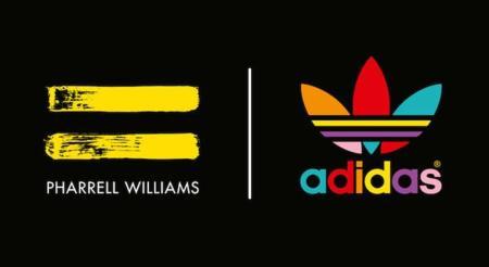 La pareja perfecta se compone de Pharrell Williams y adidas Originals