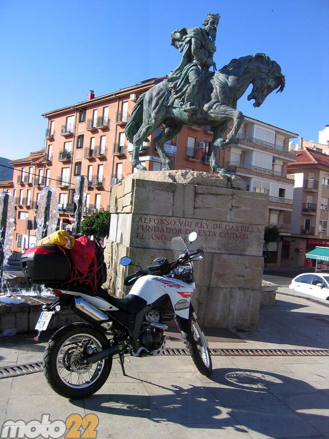 Foto de Las vacaciones de Moto 22, Plasencia-Cádiz (1/6)
