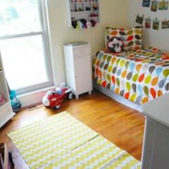 Foto 4 de 4 de la galería un-dormitorio-infantil-lleno-de-color en Decoesfera