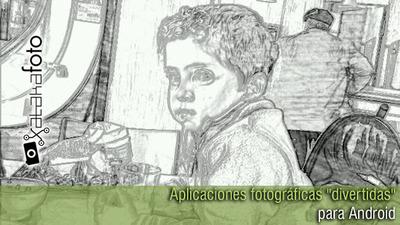 """Aplicaciones fotográficas """"divertidas"""" para Android"""