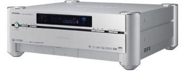 Grabador de HD DVD de Toshiba con 1 TB