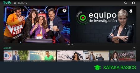 Tivify: qué es y cómo utilizarlo para ver sus canales gratis y sin registro